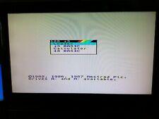 Sinclair ZX Spectrum+ plus 3 boxed with Joystick, PSU AV lead and 8 Discs