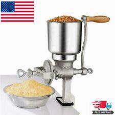 Grinder Corn Coffee Wheat Manual Hand Grains Iron Nut Mill Crank Labor-saving