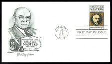 US 1405 Edgar Lee Masters Poet Aug 22, 1970 Artmaster First Day Cover F1405-2