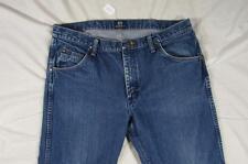 Wrangler 47MWZPW Faded Denim Jeans Tag 36x30 Measure 36x29.5 Cowboy