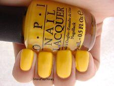 NEW! OPI Nail Polish Vernis GOOD GRIEF! ~ Yellow Creme