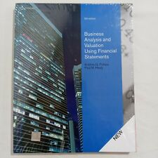 Business Analysis And Valuation 5E by Krishna Palepu and Paul Healy