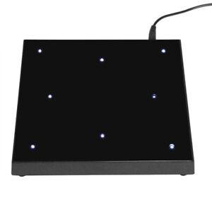 Rotating Magnetic Levitation Floating Show Shelf Display Platform Home Decors