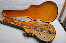 RARE 1960's USA Fender Coronado II BASS WILDWOOD with case all original!