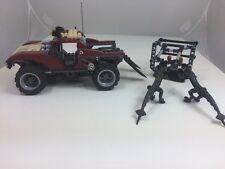 Lego Dino 2010 7296 4WD Dino Trapper With 2 Mutant Dino Lizards