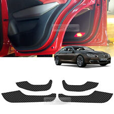 Carbon Door Decal Sticker Anti Kick Protector for BMW  2011-15 6Series F12,13