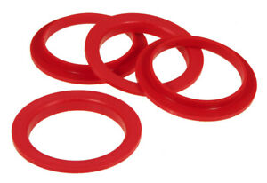 Prothane 64-69 AMC Front Coil Spring Isolator - Red - pro1-1706