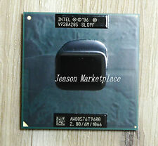 Intel core 2 duo T9600 (SLG9F) / 2.8 GHz / 6 M / 1066 Notebook  processor