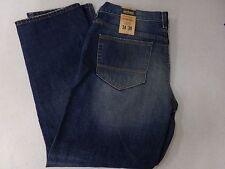 Mens Urban Pipeline Premium Straight Leg Slim Hip 34x30 Blue Jeans NEW