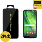 2-Pack Tempered Glass Screen Protector Film For Motorola Moto G6 Play /G6 Forge