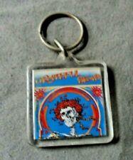 Key/Chain/ Vintage Grateful Dead 1983 GDP New NrMint