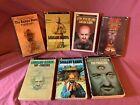 Losang Rampa Lot (7) Vintage Paperbacks Third Eye, Rampa Story, You Forever