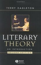 Literary Theory: An Introduction,Terry Eagleton