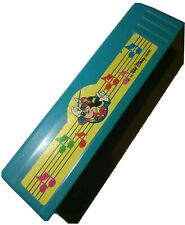 Vintage Made in ITALY Mickey Mouse Old Walt Disney BAND Music Bontempi Harmonica