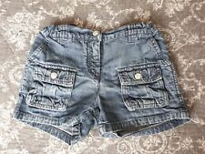 shorts jean fille 8 ans