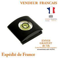 NIVEAU A BULLE APPAREIL PHOTO Griffe Flash Reflex Nikon Pentax Canon Olympus
