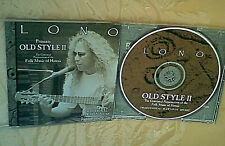 Hawaiian Music CD - Lono Presents Old Style II