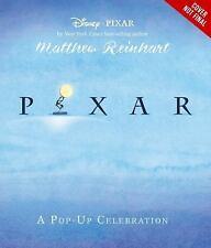 Disney*Pixar : A Pop-Up Celebration by Matthew Reinhart (2017, Hardcover)