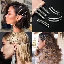 "72 pieces Bobby Pin Hair Clip Sparkly Multi-Color  2/"" Long"