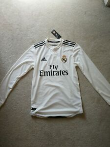 Karim Benzema 18/19 Real Madrid Authentic Home Jersey