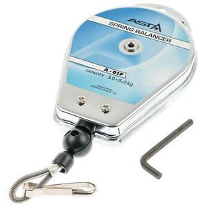 Balancer Federzug Drahtseil Gewichtsausgleicher für Werkzeug 3.0 bis 5.0 kg Kfz