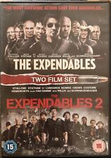 The Expendables / The Expendables 2 (Official 2-Disc DVD Set) Free UK Post