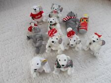 COCA COLA BEAN BAG PLUSH COLLECTIBLES set of 11 NEW W TAGS 424ce619cd54