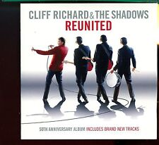 Cliff Richard & The Shadows / Reunited - 50th Anniversary Album - MINT