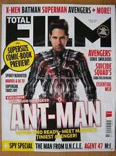 Total Film August 2015 Ant-Man Paul Rudd Robert Pattinson Cara Delevingne