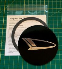 Tax Disc Holder Magnetic fits any daihatsu