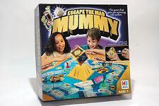 Escape the Mad Mummy Game from Milton Bradley 2004 COMPLETE (read description)