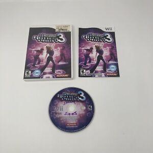 Dance Dance Revolution: Hottest Party 3 (Nintendo Wii 2007)