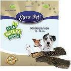DEFEKT ca. 5 kg Rinderpansen getrocknet 12 - 15 cm Hundefutter Lyra Pet®