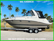 New Listing2012 Rinker 260 Express Cruiser *Closed Cooling System*