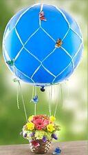 Rete per mini mongolfiera pallone in lattice da 40/60 cm addobbi per ogni evento