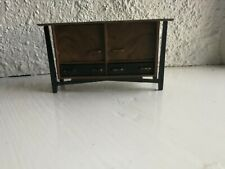 Vintage Dolls House Triang 1960's Sideboard/cabinet