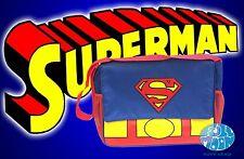 New DC Comics Superman Messenger Bag Diaper Bag Tote