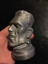Frankenstein Bottle Opener Beer Soda Solid Metal Patina Finish Style 1Lb+ WOW NR