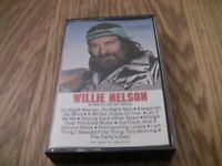 Willie Nelson, Always on My Mind (Columbia 1982) Vintage Country Cassette Tape