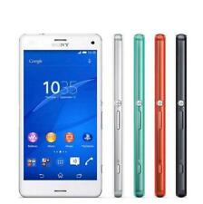 Mobile phone Sony Xperia Z3 16 gb unlocked new 4G LTE Android Quad-Core