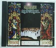 CD Missa Martinal Escolania De Montserrat Ireneu Segarra  Ariola Spanien 1994