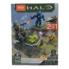 Mega Construx Halo Infinite Recon Getaway Vehicle & Action Figure Playset