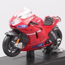 1:18 motorcycle Maisto MotoGP Ducati GP10 2011 No.27 Casey Stoner bike model toy