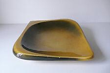 GRAND CENDRIER VIDE POCHE DESIGN 1970 VINTAGE années 70 ceramique