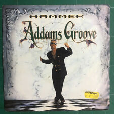 """Hammer – Addams Groove 7"""", Single Capitol Records – CL642 1991"""