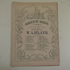 salon piano CHARLIE IS MY DARLING william layland