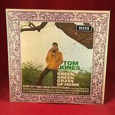 TOM JONES Green, Green Grass Of Home 1967 UK Vinyl LP Excellent Condition