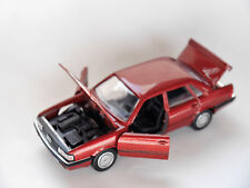 "Audi 90 / B2 Typ 81/85 ""Quattro"" rot rouge rosso roja red metallic, Schabak 1:43"