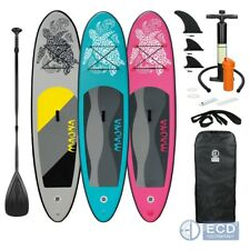 Surfboard Stand Up Paddle SUP Board Paddelboard Paddling aufblasbar 305-320 cm