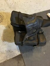 Tourmaster Cruiser II Slant Saddle Bag SADDLEBAG LEATHER THROW OVER USED